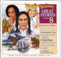 Your Story Hour: Great Stories Volume 8 - CD