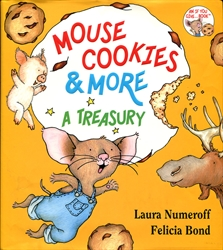 Mouse Cookies & More: A Treasury - Book & CD