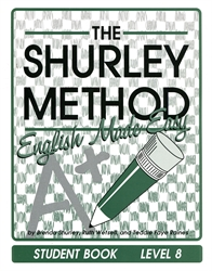 Shurley English Level 8 - Student Book
