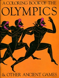 Coloring Book of the Olympics