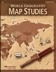 World Geography - Map Studies Key