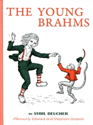 Young Brahms (hardcover)