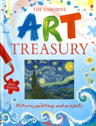 Usborne Art Treasury