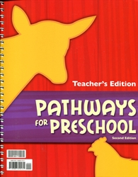 Pathways for Preschool - Teacher's Edition