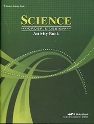 Science: Order & Design - Student Activity Book