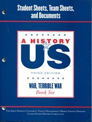 History of US Book 6 - Workbook