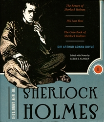 New Annotated Sherlock Holmes Volume 2