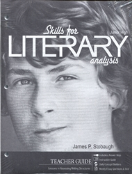 Skills for Literary Analysis - Teacher Guide