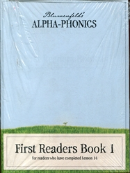 Alpha-Phonics First Readers Set