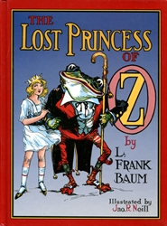 Lost Princess of Oz