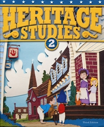 Heritage Studies 2 - Student Textbook