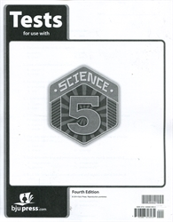 Science 5 - Tests