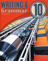 Writing & Grammar 10 - Student Worktext