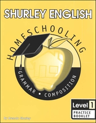 Shurley English Level 1 - Practice Booklet