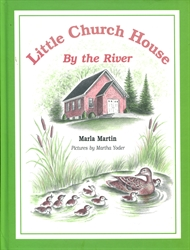 Little Church House By the River
