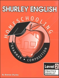 Shurley English Level 2 - Practice Booklet