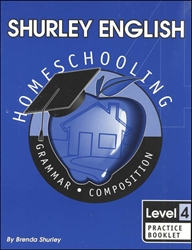 Shurley English Level 4 - Practice Booklet