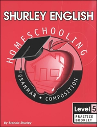 Shurley English Level 5 - Practice Booklet