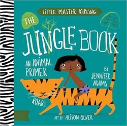 Jungle Book: A BabyLit Animals Primer