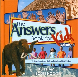 Answers Book for Kids Volume 6