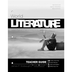 World Literature - Teacher Edition
