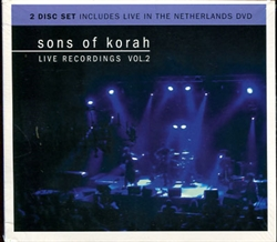 Sons of Korah - Live Recordings Vol. 2