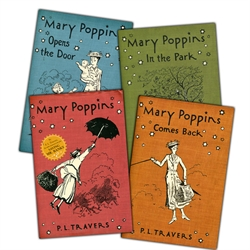 Mary Poppins Collection (Hardcover)