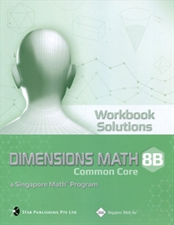 Dimensions Mathematics 8B - Workbook Solutions