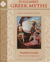 D'Aulaires' Greek Myths - Student Guide (old)