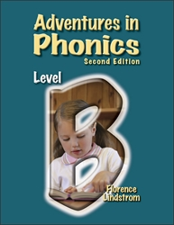 Adventures in Phonics Level B