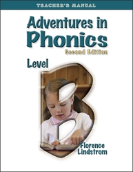 Adventures in Phonics Level B - Teacher Manual