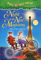 Magic Tree House #35 (Merlin Mission)