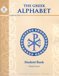 Greek Alphabet - Student Book