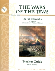 Wars of the Jews - Teacher Key