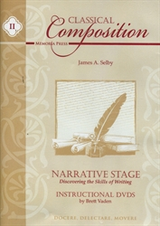 Classical Composition Book II - DVD