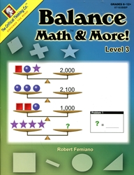 Balance Math & More! Level 3