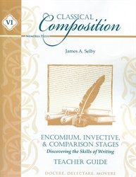 Classical Composition Book VI - Teacher Guide