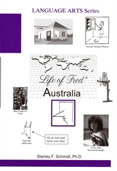 Life of Fred Language Arts Series: Australia
