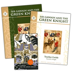 Sir Gawain and the Green Knight - MP Curriculum Package