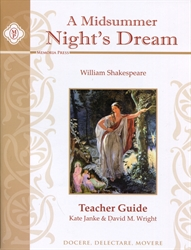 Midsummer Night's Dream - Teacher Guide