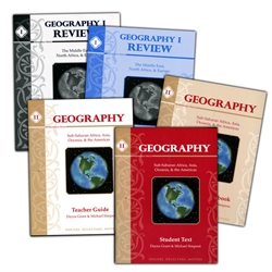 Memoria Press Geography II - Complete Set