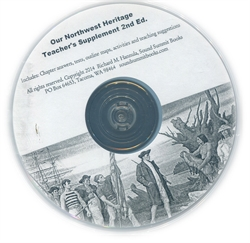 Our Northwest Heritage - Teacher's Supplement CD-ROM