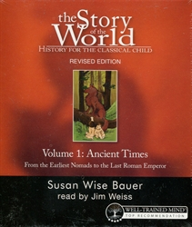 Story of the World Volume 1 - Audio CD