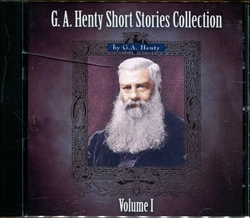 Henty Short Stories Volume 1 - MP3 CD