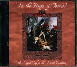 In the Reign of Terror - MP3 CD