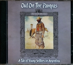 Out on the Pampas - MP3 CD