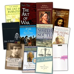 Exploring World History Literature Bundle