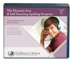 Phonetic Zoo Spelling Level C - CDs only