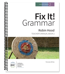 Fix It! Grammar Book 2 - Teacher's Manual