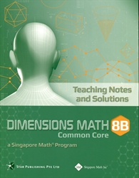 Dimensions Mathematics 8B - Teaching Notes and Solutions